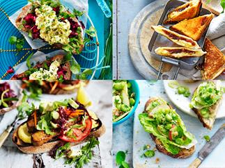 Banish the boring: Fancy new sandwich recipes