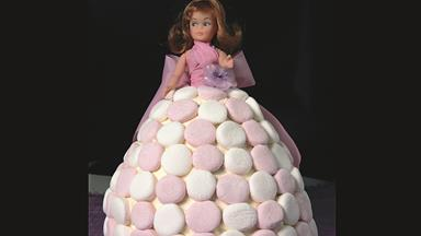 Australian Women's Weekly Dolly Varden Cake