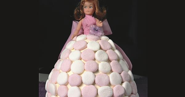 Australian Women S Weekly Dolly Varden Cake Australian
