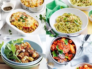 Frugal Friday: 10 easy pasta recipes