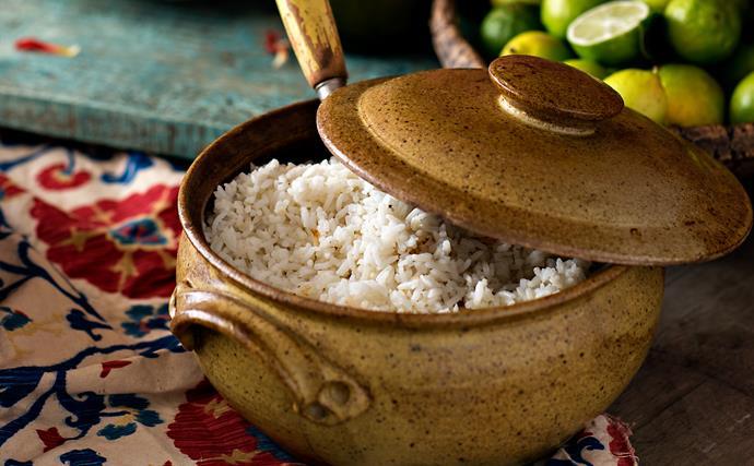 Rio style rice