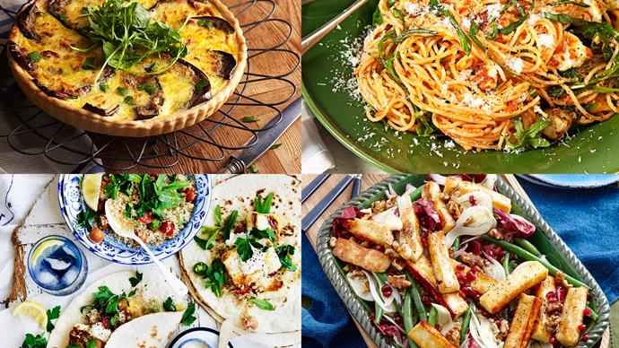 Meat-free Monday: 10 easy vegetarian haloumi recipes