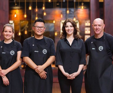 5 Ways Nigella Lawson Ruled Masterchef Australia This Week