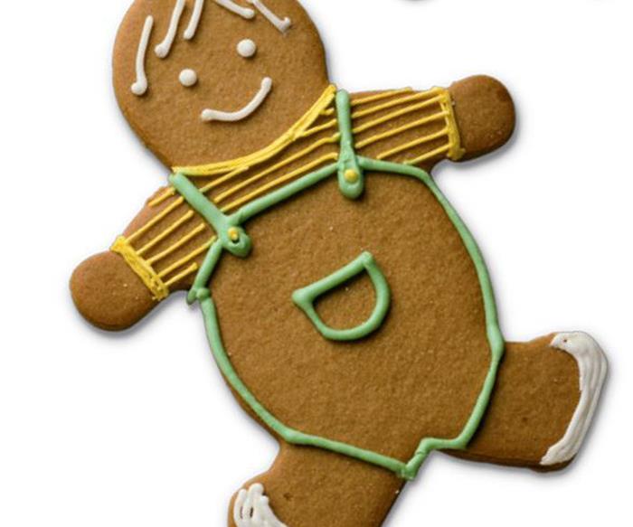 Women's Weekly Vintage Edition: Gingerbread people