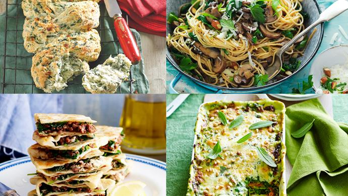 Wellness Wednesday: 10 Popeye-approved spinach recipes