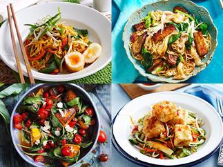 Meat-free Monday: Vegetarian stir-fry recipes