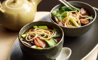 Spicy exotic soup recipes