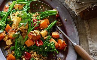 Hearty winter salad recipes