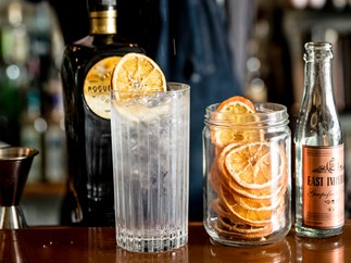East Imperial Grapefruit G&T