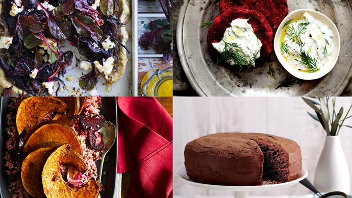 Brilliant beetroot recipes