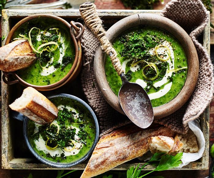 Kale recipes you'll go crazy for