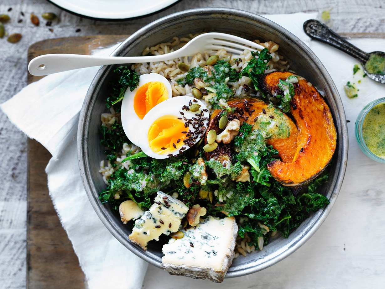 Dig into these one bowl meal recipes