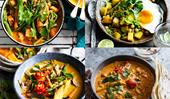 20 easy vegetarian curry recipes