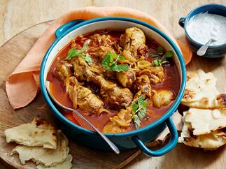 Chicken curry recipes to spice up dinner time