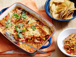 Mexican chicken and quinoa