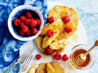gluten free pancakes recipe