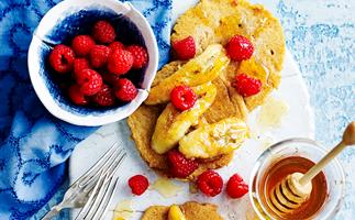 Healthy recipes with bananas and snack ideas