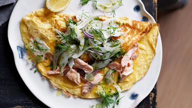 The perfect omelette recipe