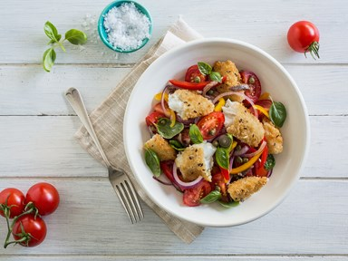 Tuscan fish salad