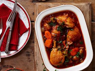 Chicken cacciatore recipes for the whole family