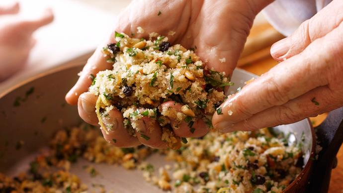 Classic sage and onion stuffing
