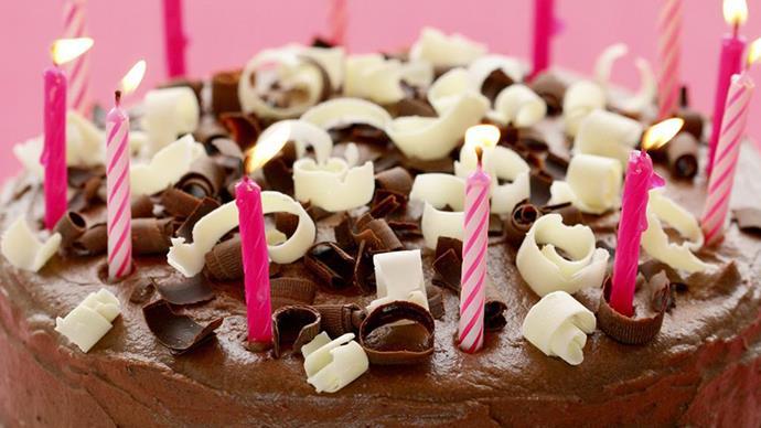 Children's birthday cake recipes