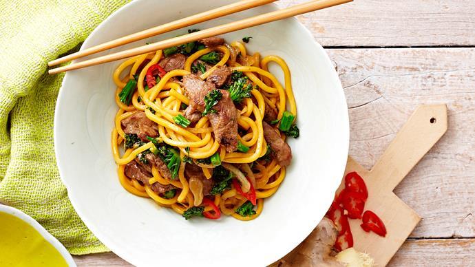 16 lamb stir-fries to jazz up dinner time