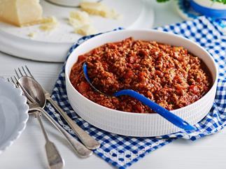 Basic bolognese sauce