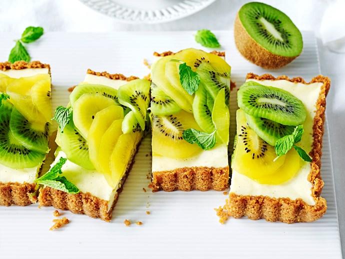 kiwifruit dessert recipes