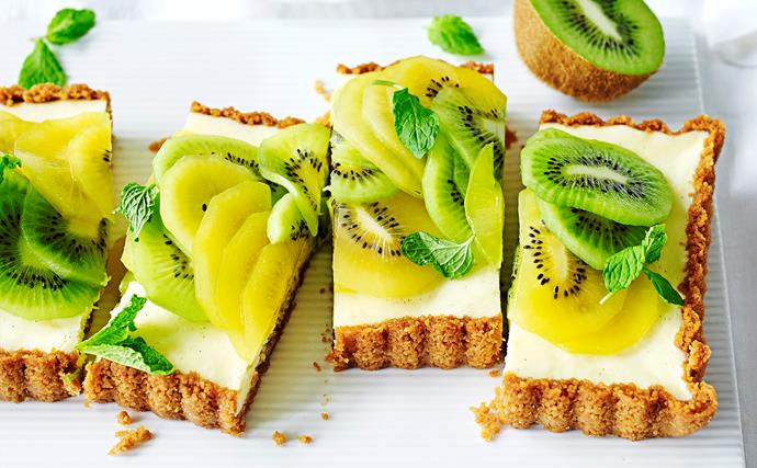 kiwifruit dessert recipes