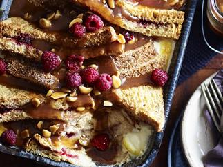 Bread and butter pudding recipes