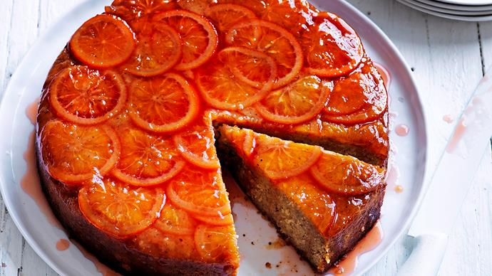Orange cake recipe collection