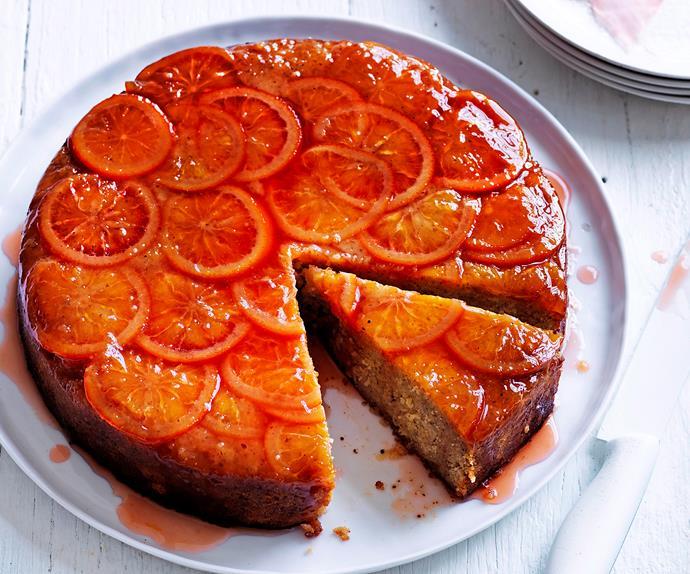 blood orange cake recipe