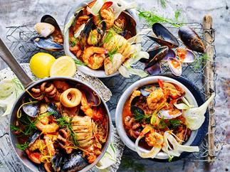 seafood stew recipes
