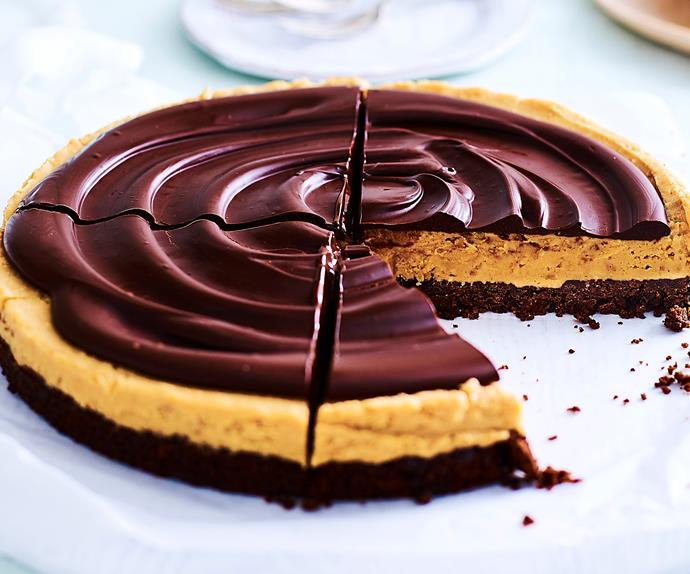 Delicious desserts with an easy biscuit crust