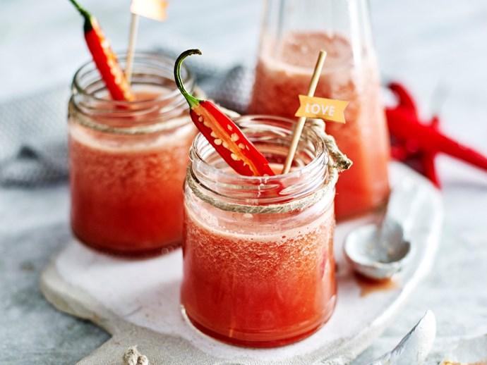 Love potion juice
