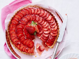 vitamin c strawberries