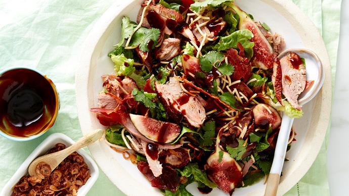 duck salad recipes