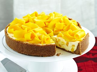 easy mango cake recipes