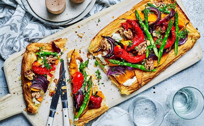 19 of our tastiest savoury tarts