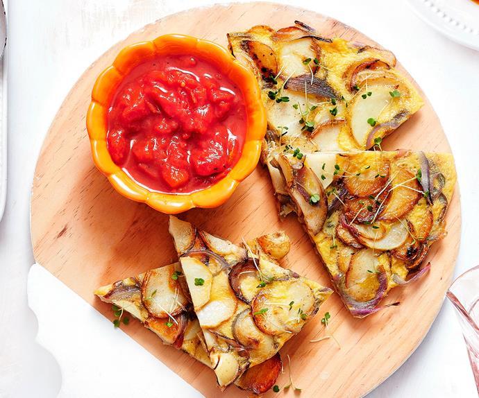 Potato tortilla