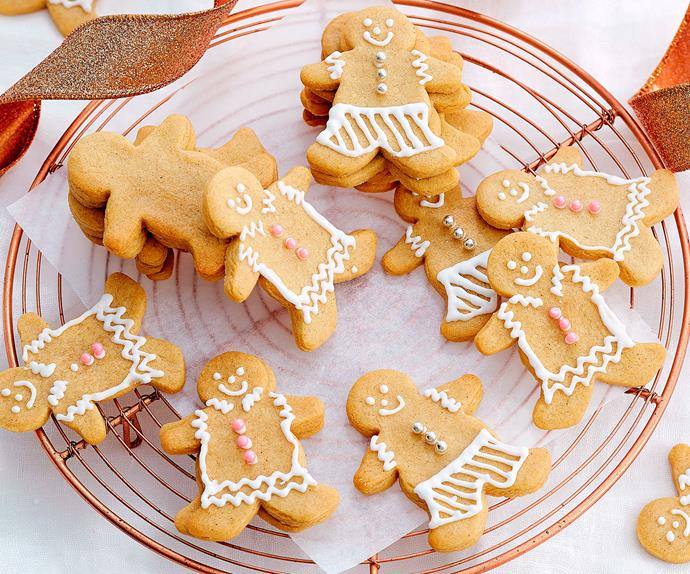 Gingerbread guys and gals