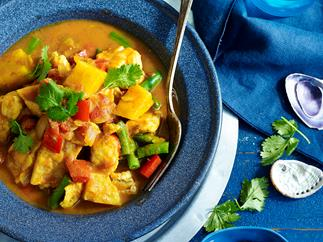 spiced fish stew