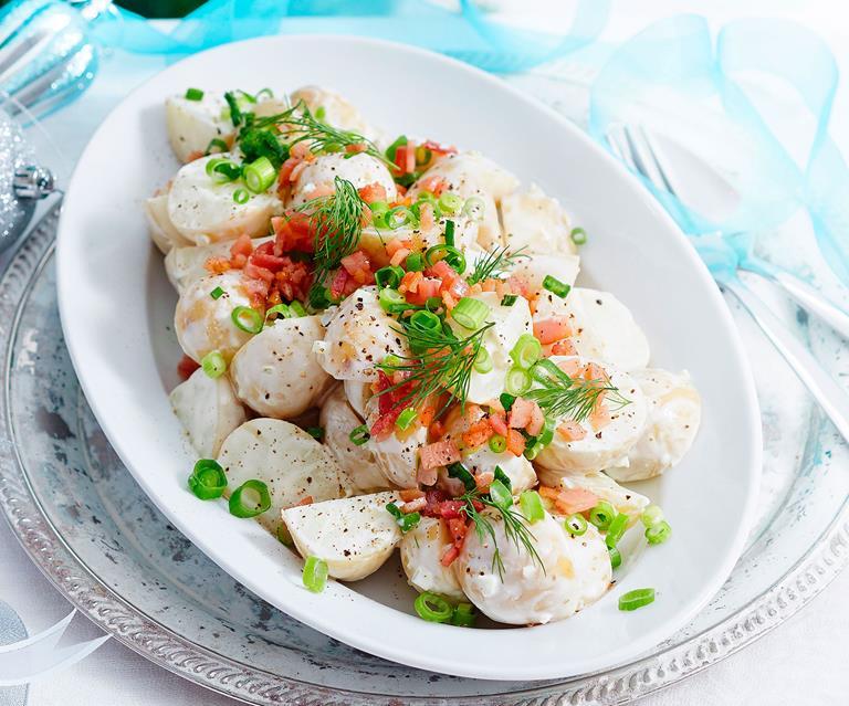 Easy Potato Salad Food To Love