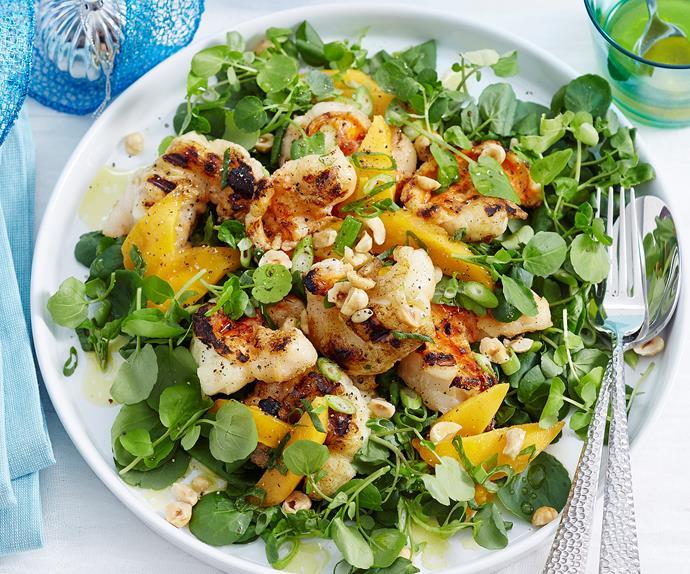 australia day salad idea