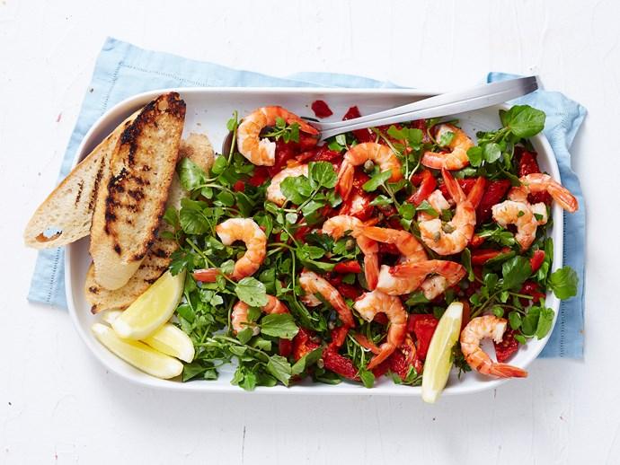 prawn salad recipes