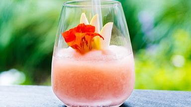 How to make frosé (frozen rosé cocktail)