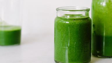 My Darling Lemon Thyme's green goddess smoothie