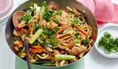 Delicious stir-fries