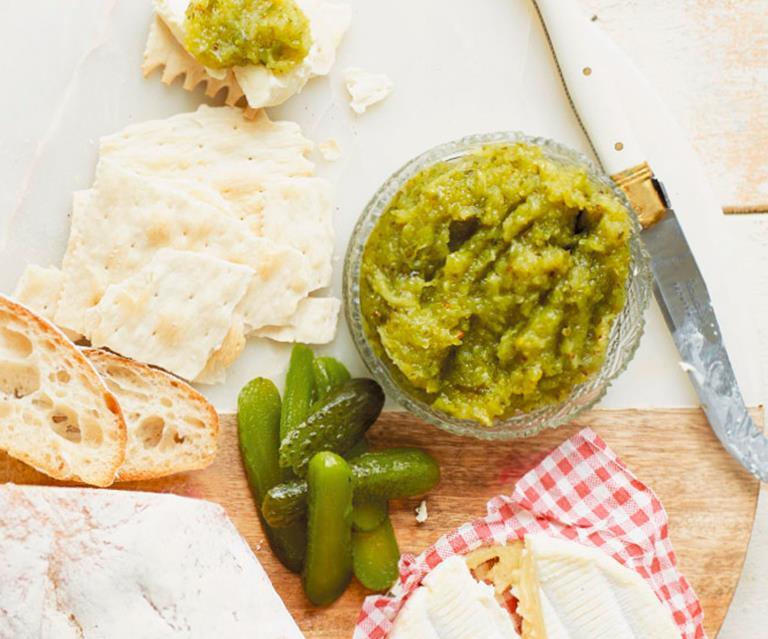 Gherkin Relish Food To Love